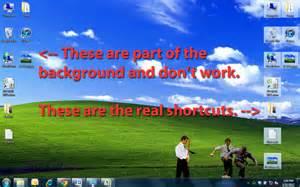 Computer Desktop Pranks Poisson D Avril April Fools Screen Rotate