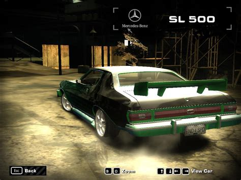 Need For Speed Torino by Ford Gran Torino Need For Speed Most Wanted Gt Skins
