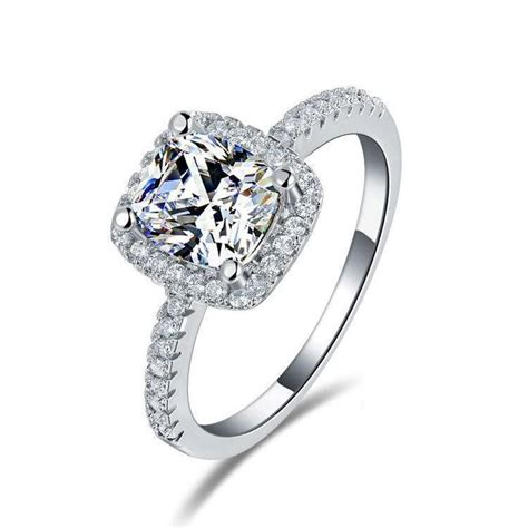 2017 design beautiful cheap engagement rings for