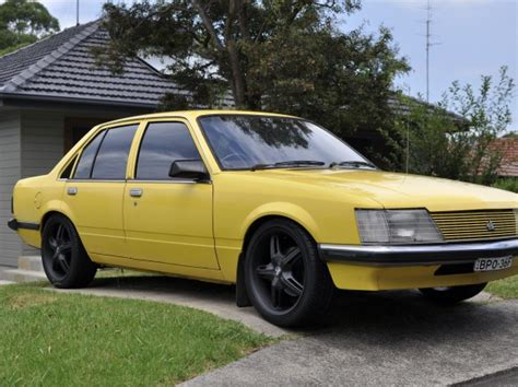 1982 Holden Comodore 1982 holden commodore micky shannons club