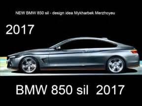 new bmw 850 sil 2017 youtube