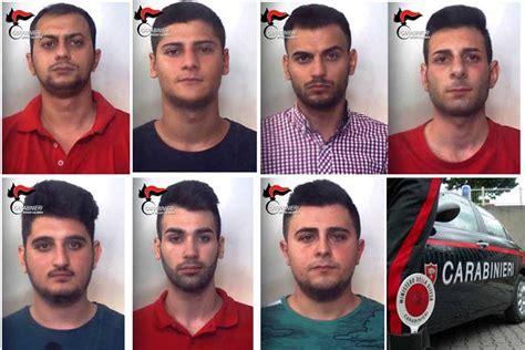 melito porto salvo arresti stupro di gruppo 8 arresti a reggio calabria per violenza