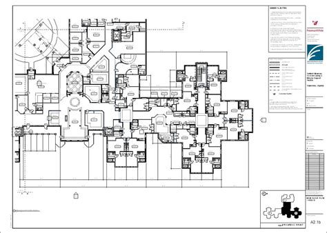 facility floor plan 28 floor plans for assisted living facilities floor