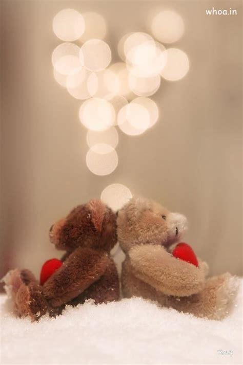 love  couple teddy image