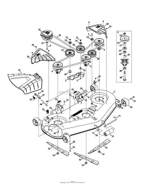wiring diagram for craftsman mower wiring get free image
