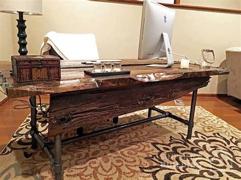 diy rustic desk diy rustic desk plans to build your own simplified building