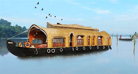 boat house stay in alleppey image gallery houseboat alleppey