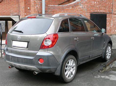 opel antara 2008 2008 opel antara pics 3 2 gasoline automatic for sale