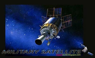 military and defense: military satellite (overview)