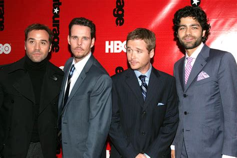 you got got entourage what the entourage cast will do on its summer vacation