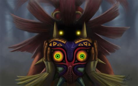 majoras mask 10 facts and easter eggs for the legend of