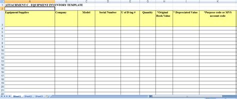 Excel Inventory Template Free 6 excel inventory templates formats exles in word excel