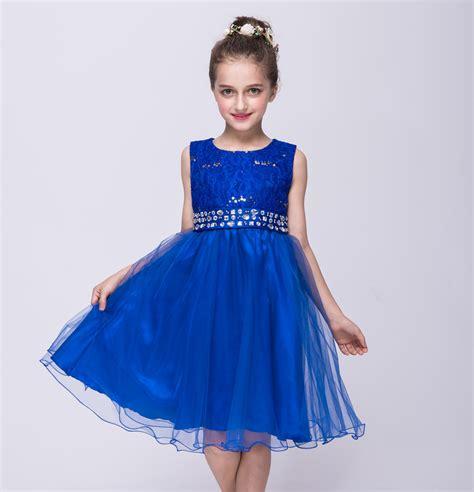 Dress Fashion Flower 4 luckyqiang fashion flower dress dress baby clothes princess