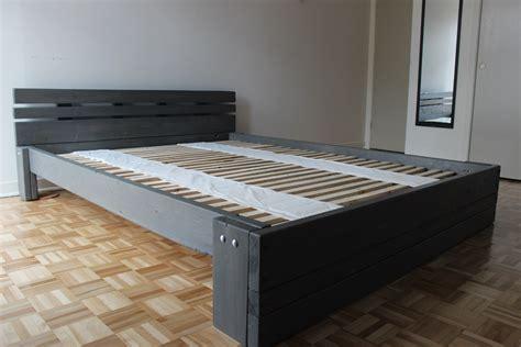 comment faire un lit de high comment fabriquer un lit ep08