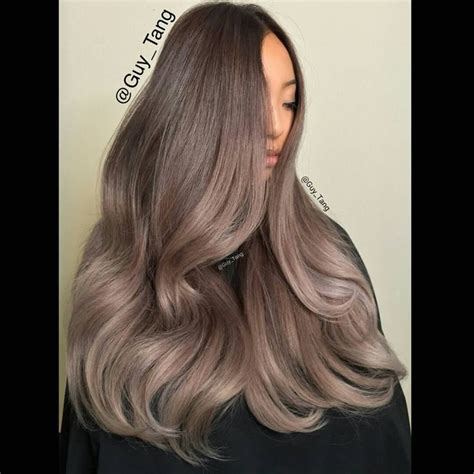 guy tang grey hair metallic obsession creating this ash blonde ombre by guy