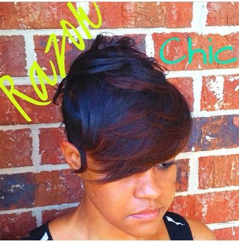 razor lady in atlanta georgia 1000 ideas about razor chic on pinterest hair tips