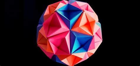 Origami Kusudamas - how to origami a kusudama 171 origami wonderhowto