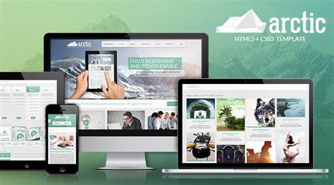 html5 social network template arctic responsive multipurpose html5 template