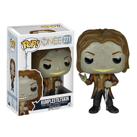 Funko Once Upon A Time Rumplestiltskin Gold 11976 figurine pop rumplestiltskin once upon a time funko