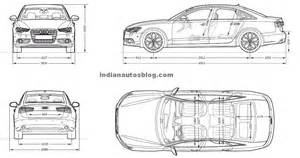 new car dimensions audi a6 launched at 37 7 lakh rupees