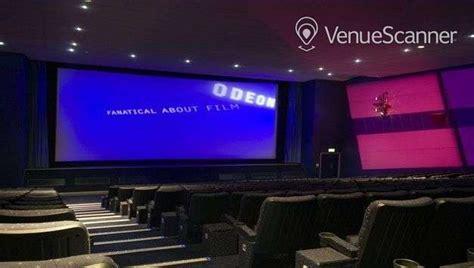 hire odeon kingston screen  venuescanner