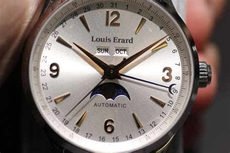 louis erard louis erard dazzles at baselworld 2013 baselworld news