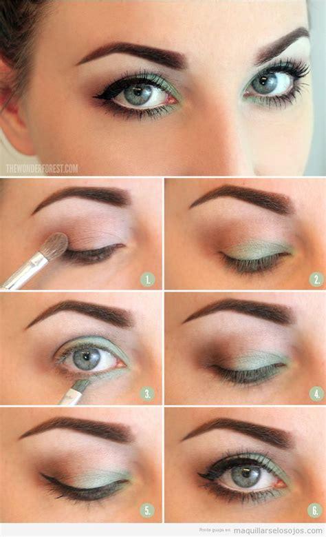tutorial makeup minimalis las 25 mejores ideas sobre maquillaje para ojos marrones