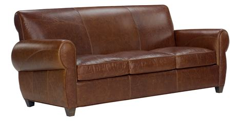 Leather Look Sofas Rustic Leather Sofa Winda 7 Furniture