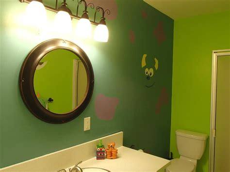 monsters in the bathroom 36 best images about monsters inc kids bathroom 1 on