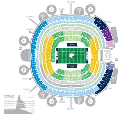 Stadium Seating by Qualcomm Seating Football Images