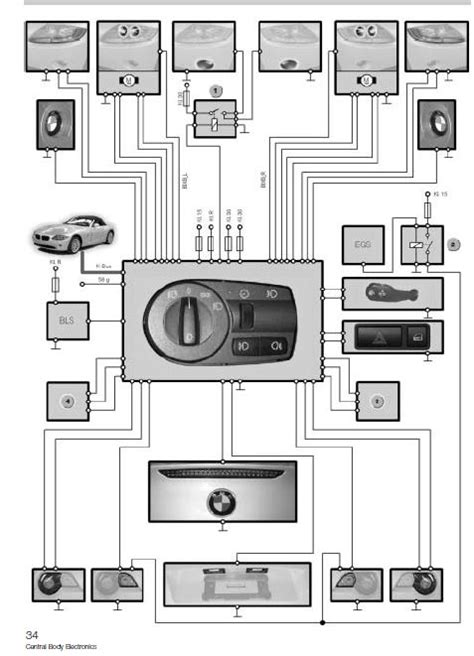 headlight harness wiring diagram