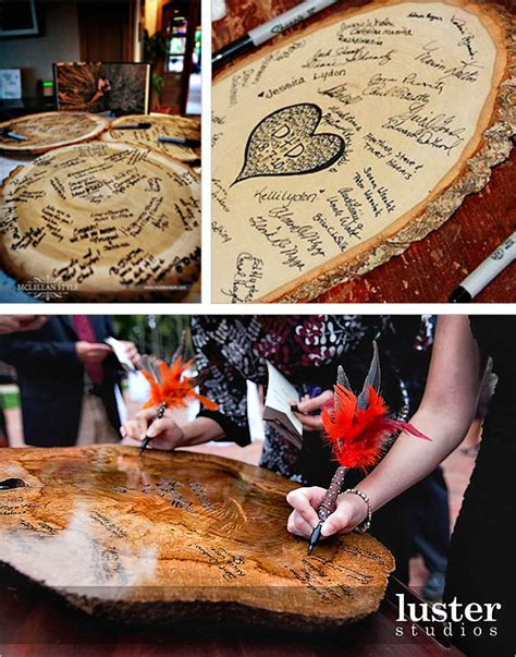 Creative Ideas For Ls by 20 Creative Guest Book Ideas For Wedding Reception Pretty