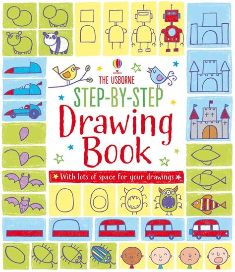 doodle drawing books pdf step by step drawing book at usborne children s books