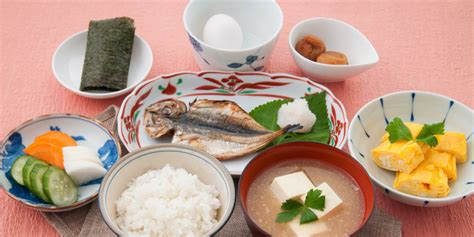traditional recipes traditional japanese breakfast recipe epicurious