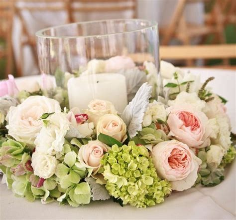 candele e fiori 5 centrotavola di matrimonio con candele da copiare letteraf