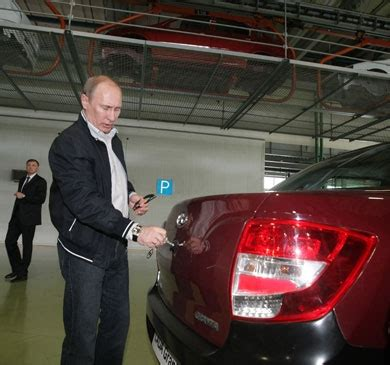 Len Im Auto by Official Website Of The Government Of The Russian Federation