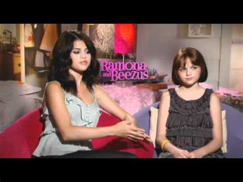 selena gomez and joey king interview youtube
