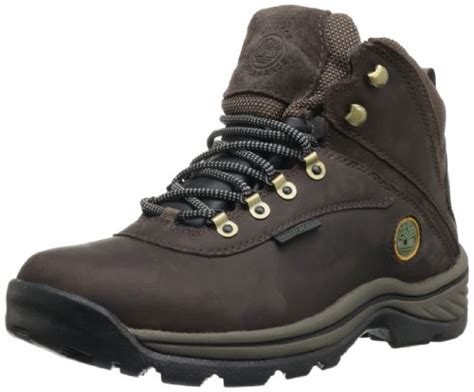 5 11 Brown White timberland white ledge waterproof boot brown 11 5 w