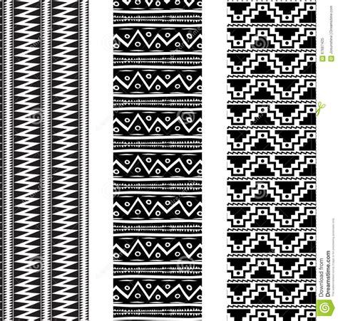 svg marker pattern 3 aztec primitive pattern bookmarks black white marker art