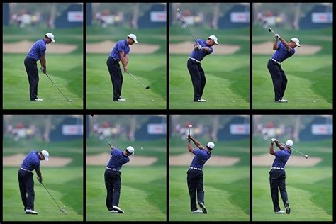 golf swing tiger woods le figaro golf docteur swing