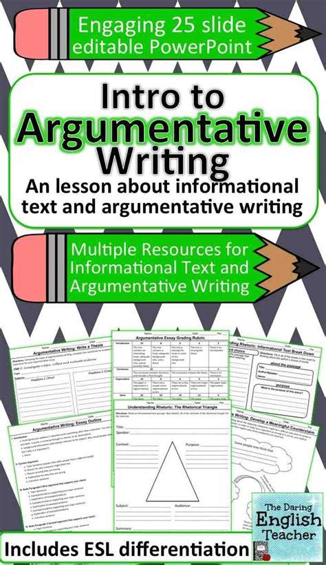 Exle Argumentative Essay Middle School by Best 25 Argumentative Writing Ideas On Argumentative Essay Persuasive Writing And