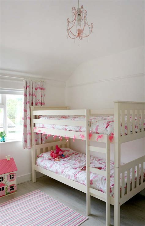 flamingo wallpaper laura ashley a flamingo inspired girl s bedroom makeover laura ashley