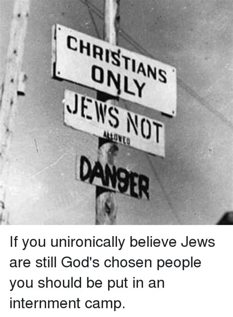 jews are not the chosen people real jew news christians news not if you unironically believe jews are