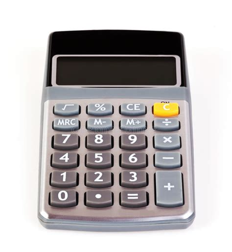 imagenes de calculadoras calculadora fotos de stock imagem 17860633
