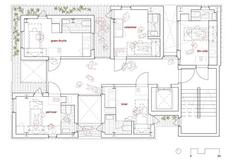 micro floor plans gallery of songpa micro housing ssd 24