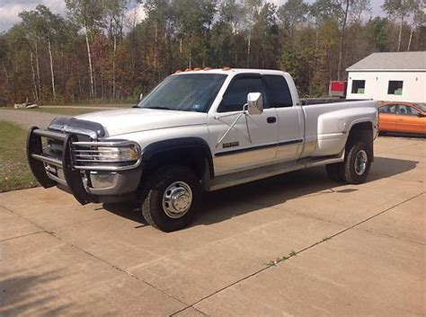 2000 dodge ram 3500 diesel purchase used 2000 dodge dually 3500 automatic extended