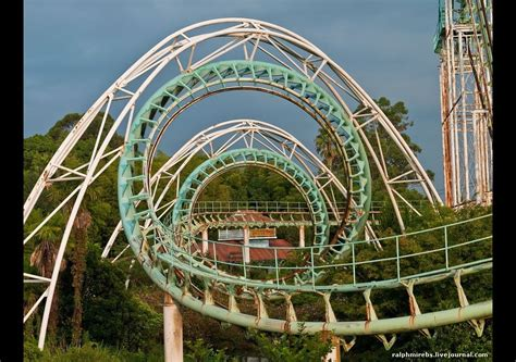 dreamland japan illegal tour abandoned amusement park nara dreamland 65