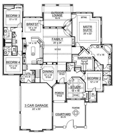 best selling floor plans pin by diana pintar on dream home pinterest