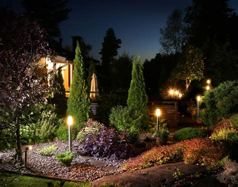 Lighting In Landscape Laymance Lighting Landscape Lighting