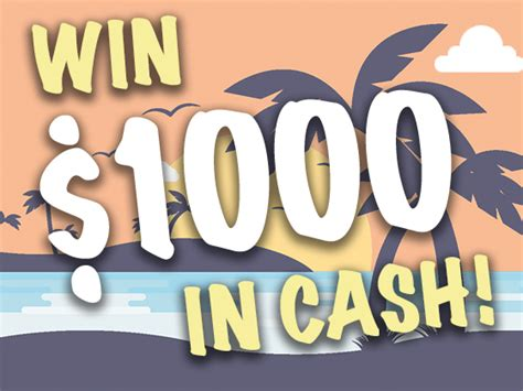 Cash Sweepstakes Ending Soon - win 1000 in free cash j 14 magazine